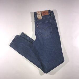 Levi's 311 shaping skinny denim jeans